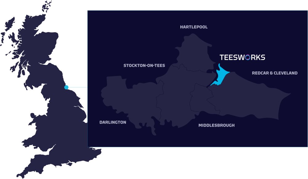 Teesworks Location