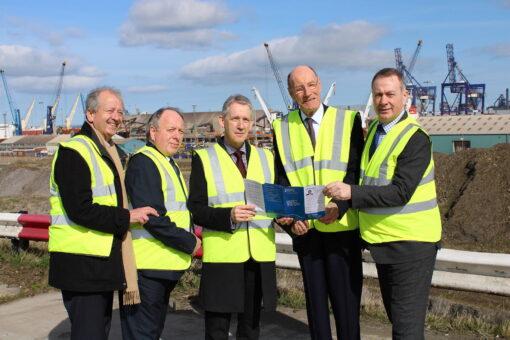 Development Corporation Hosts UK2070 Commission