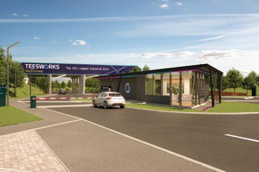 Teesworks Reveals Plans For Impressive New Gateway Entrance