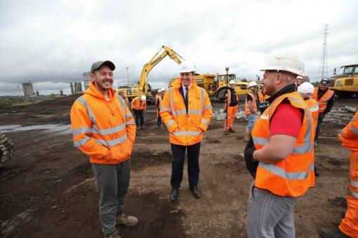 Mayor Announces Creation Of Skills Academy For Teesworks Site