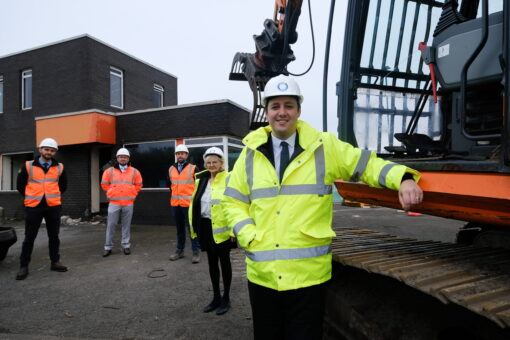 Work Begins On New Teesworks Entrance To Mark Five Years On From The SSI Closure