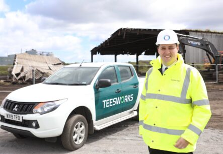 Mayor Urges Local People To Apply For New Jobs Available At Firms Helping To Redevelop Teesworks