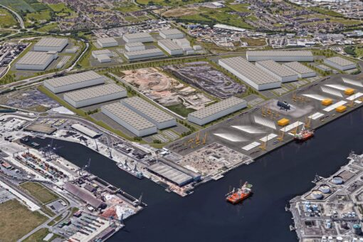 Plans For £90Million Teesworks Quay Move A Step Closer