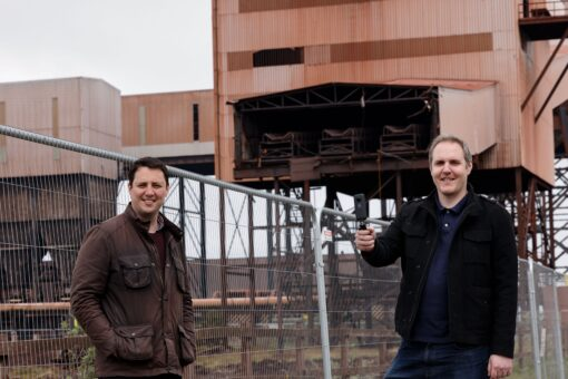 HARTLEPOOL FIRM SECURES TEESWORKS CONTRACT TO CAPTURE DEMOLITIONS AND PROGRESS ON FILM