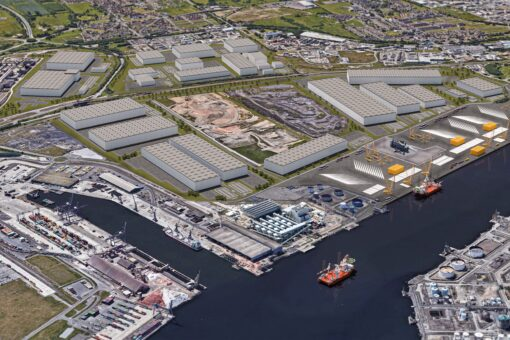PLANNING APPROVED FOR GE RENEWABLE ENERGY'S TEESWORKS OFFSHORE WIND FACTORY